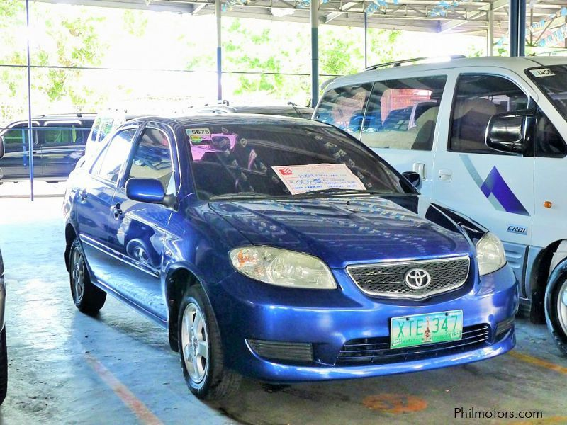 Used Toyota Vios E for sale in Marikina City