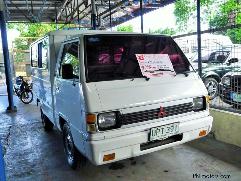 Used Mitsubishi L300 FB  for sale in Marikina City