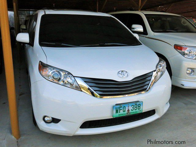 Used Toyota Sienna for sale in Pasig City