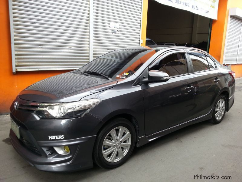 Used Toyota Toyota Vios 1.5 G manual gas 2013 for sale in Manila