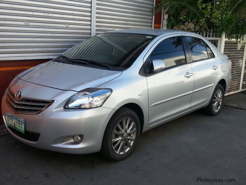 Used Toyota Toyota Vios G 1.5 automatic gas 2012 for sale in Manila