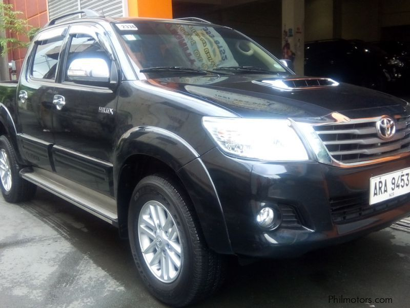 Used Toyota Toyota Hilux 2.5 G 4x2 manual diesel 2015 for sale in Manila