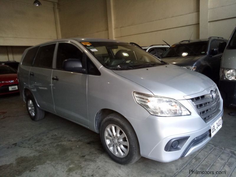 Used Toyota Toyota Innova E 2.5 automatic diesel 2015 for sale in Manila