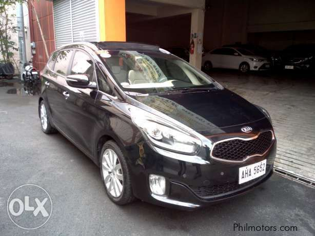 Used Kia Kia Carens EX 1.7 automatic diesel 2014 for sale in Manila