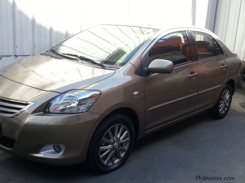 Used Toyota Toyota Vios G 1.3 automatic gas 2012 for sale in Manila