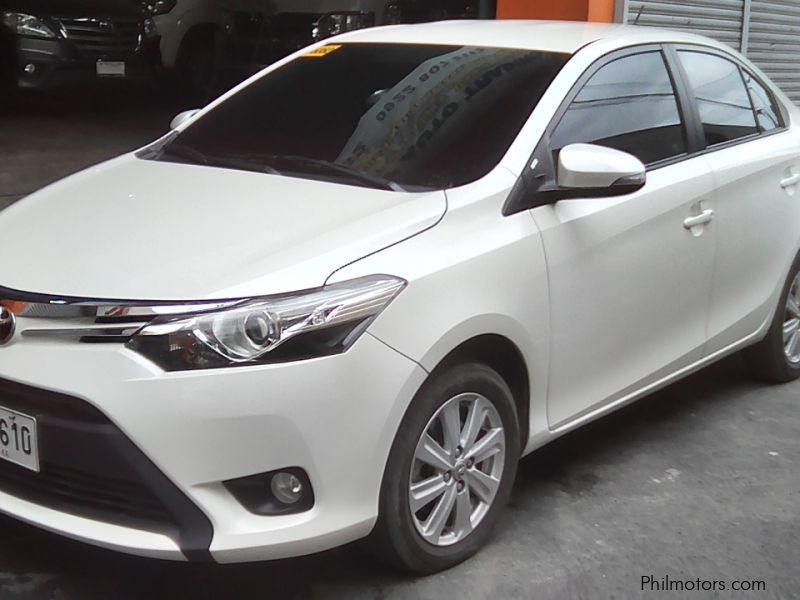 Used Toyota Toyota Vios 1.5 G automatic gas 2015 for sale in Manila