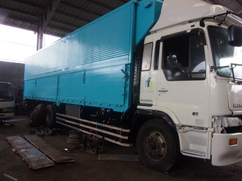Used Hino HINO REF WING VAN 10WHEELER for sale in Subic Bay