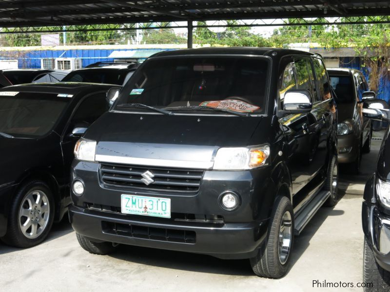 Used Suzuki APV for sale in Pasay City