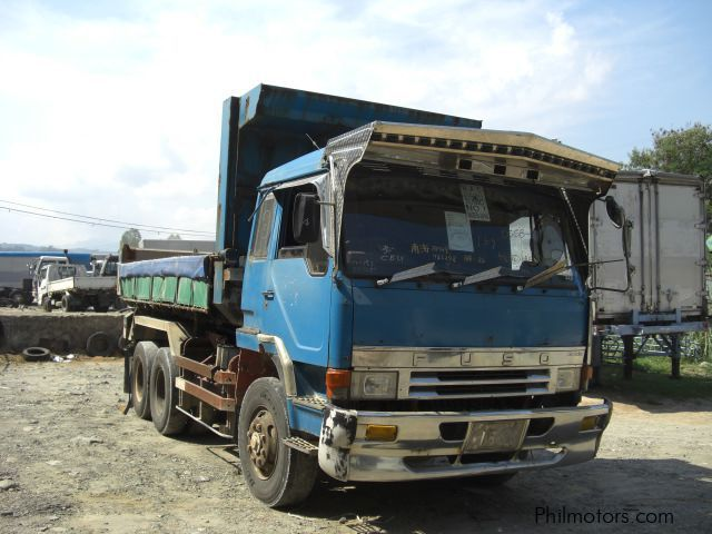 Used Mitsubishi dump truck for sale in Quezon City