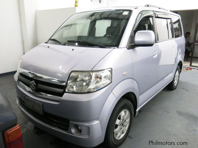 Used Suzuki APV for sale in Batangas