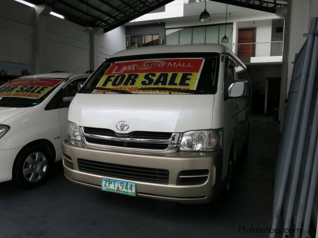 Pre-owned Toyota Hi-Ace Grandia for sale in Batangas