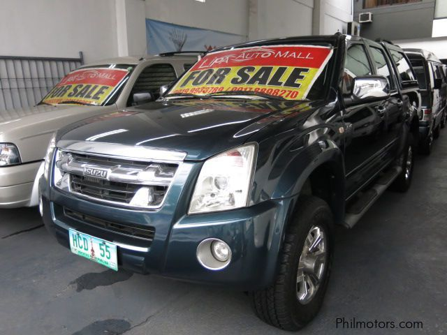 Used Isuzu D-Max LS for sale in Batangas