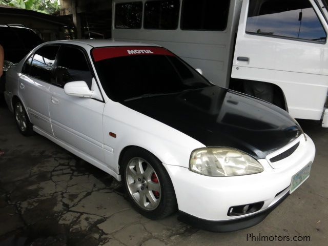 Used Honda Civic SIR for sale in Batangas