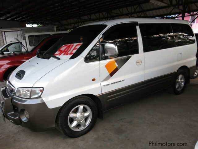 Used Hyundai Starex SVX for sale in Batangas