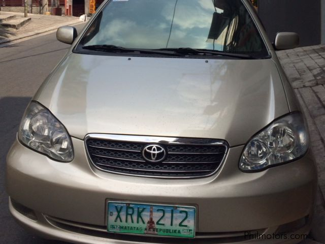 Used Toyota Altis E for sale in Quezon City