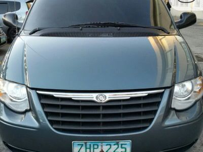 Used Chrysler town and country for sale in Quezon City