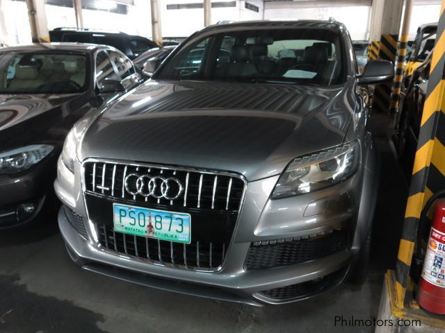 Used Audi Q7 Quattro for sale in Makati City