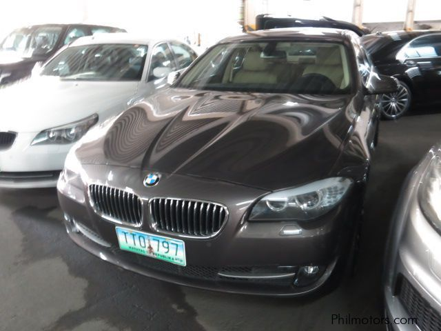 Used BMW 520D for sale in Makati City