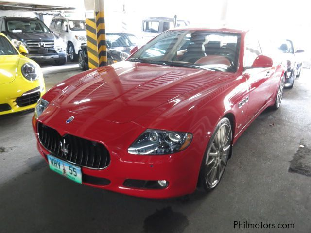 Used Maserati Quattroporte Sport GTS for sale in Makati City