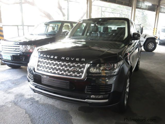 Used Land Rover Range Rover Vogue for sale in Makati City