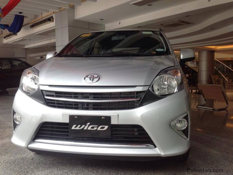 New Toyota Wigo 1.0 E MT w/ ALL IN PROMO for sale in Manila
