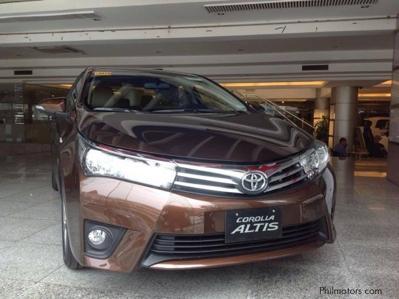 New Toyota Altis 1.6 G MT w/  ALL IN PROMO for sale in Manila