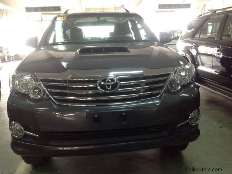 New Toyota Fortuner 4x2 V Dsl AT w/ ALL IN PROMO for sale in Manila