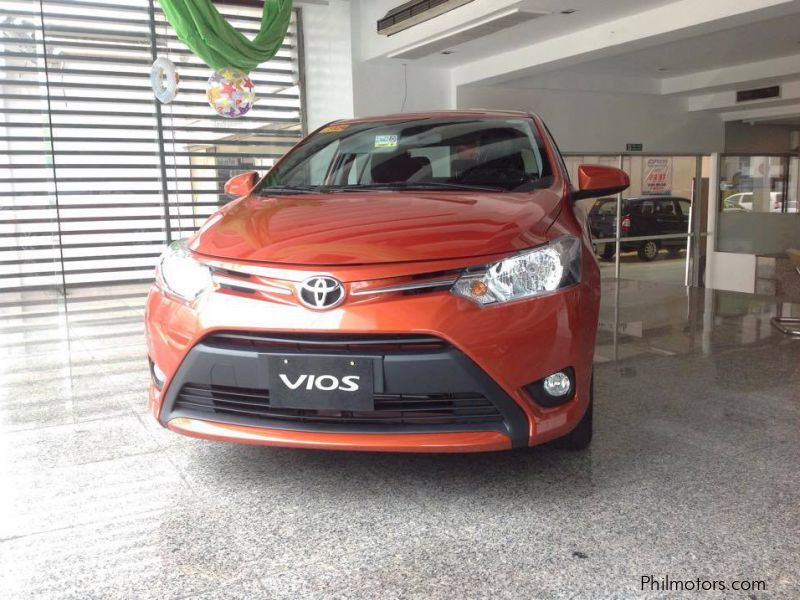 New Toyota Vios 1.3 E MT w/ ALL IN PROMO for sale in Manila