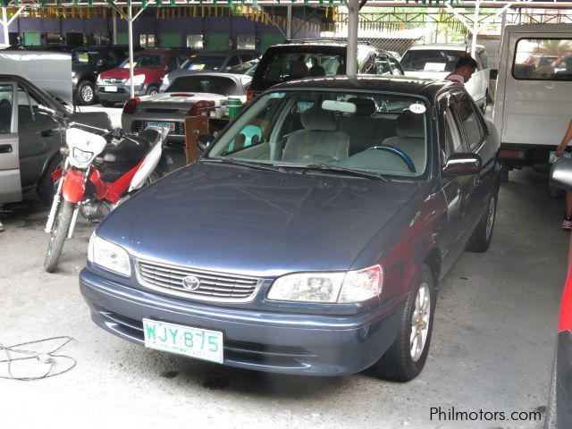 Used Toyota Corolla XE for sale in Pasay City