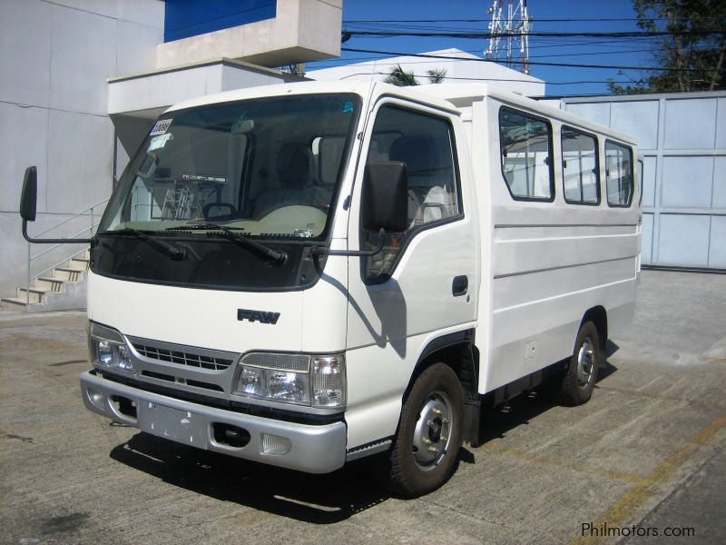 New FAW Loadrunner with Panoramic Body for sale in Mandaluyong City