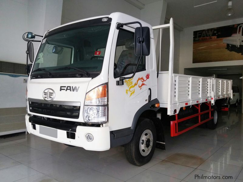 New FAW 4-Tons Dropside for sale in Mandaluyong City