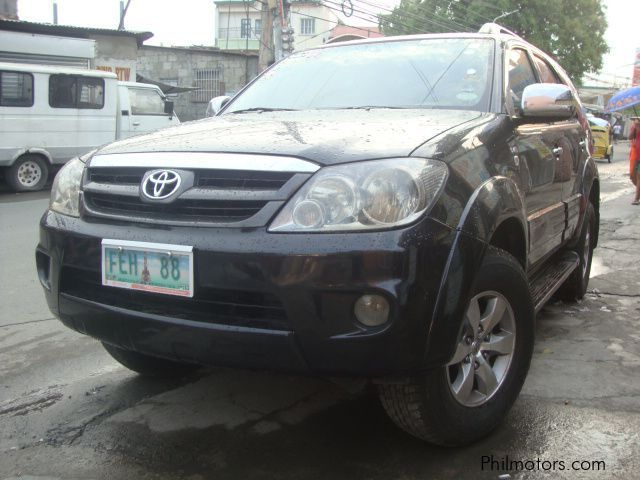 Used Toyota Fortuner for sale in Las Pinas City
