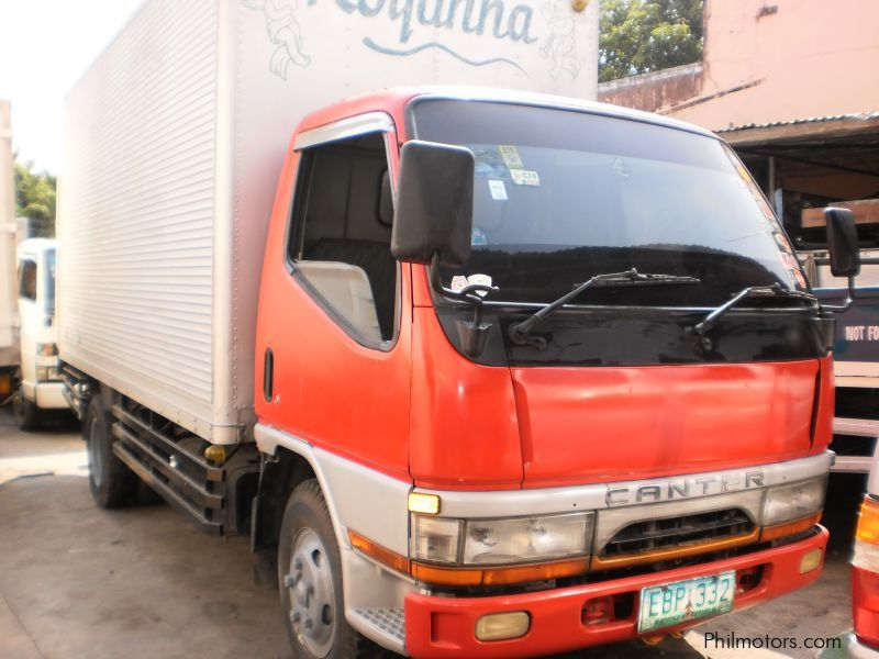 Used Mitsubishi Aluminum Closevan body for sale in Las Pinas City