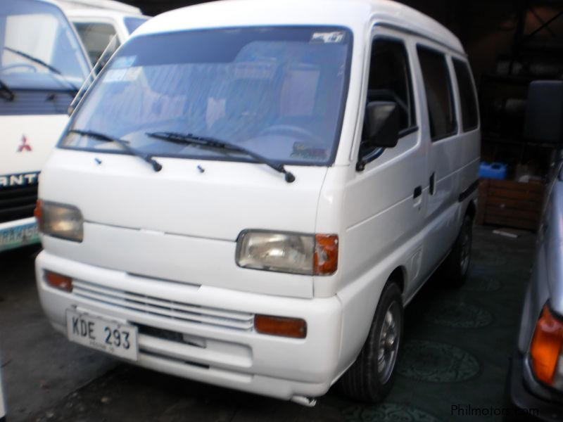 Used Suzuki Versa Van for sale in Las Pinas City