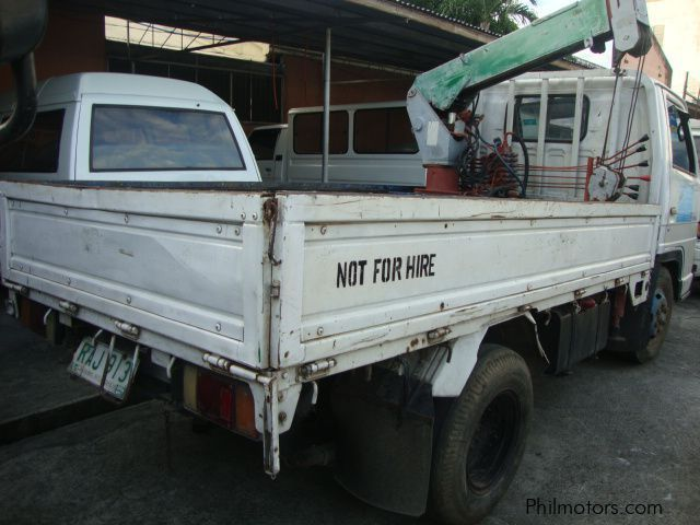 Used Isuzu BOOM TYPE for sale in Las Pinas City