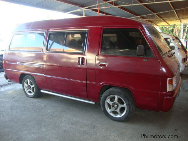 Used Mitsubishi VERSA VAN for sale in Las Pinas City