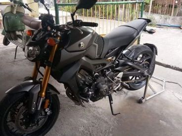 Pre-owned Yamaha FZ-09 for sale in