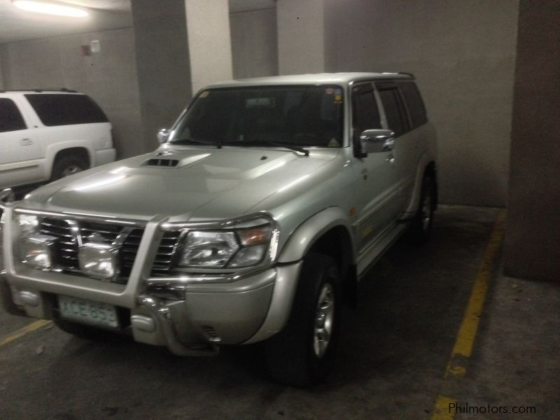 Pre-owned Nissan Patrol for sale in Countrywide