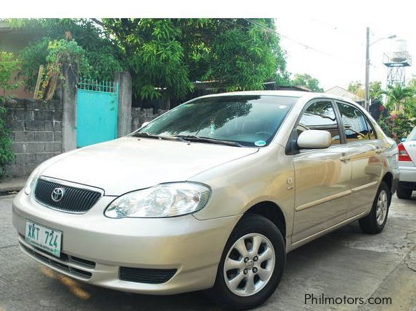 Used Toyota Altis for sale in Batangas