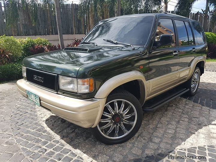 Pre-owned Isuzu Trooper Bighorn for sale in Countrywide