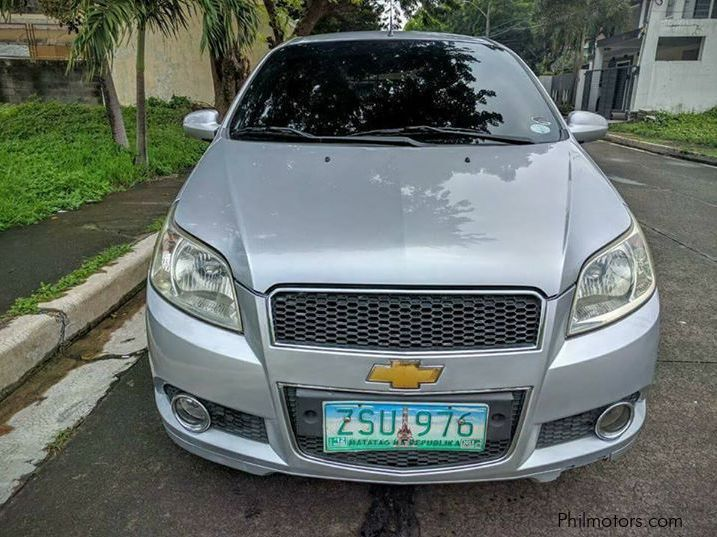 Used Chevrolet Aveo for sale in Caloocan City