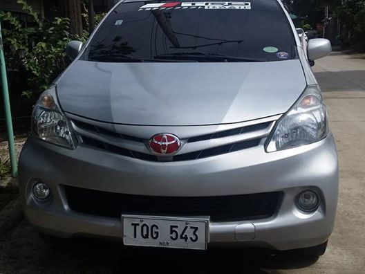 Used Toyota Avanza for sale in Manila