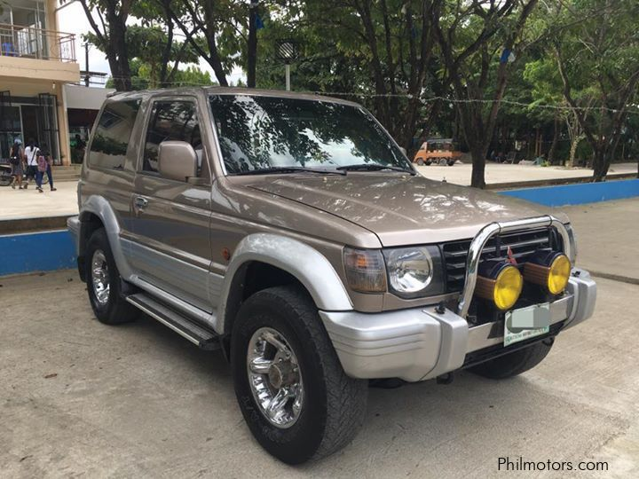 Pre-owned Mitsubishi Pajero 4WD for sale in