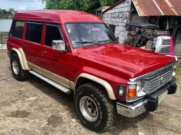 Pre-owned Nissan safari 4X4 for sale in