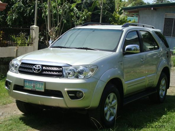 Used Toyota Fortuner for sale in Manila