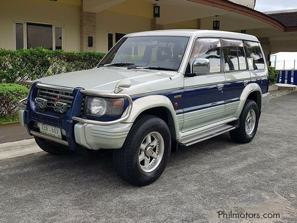 Pre-owned Mitsubishi Pajero Exceed for sale in