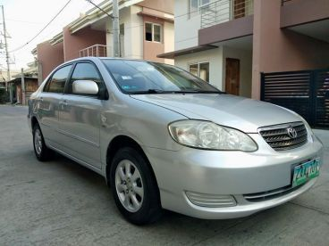 Pre-owned Toyota Altis E for sale in