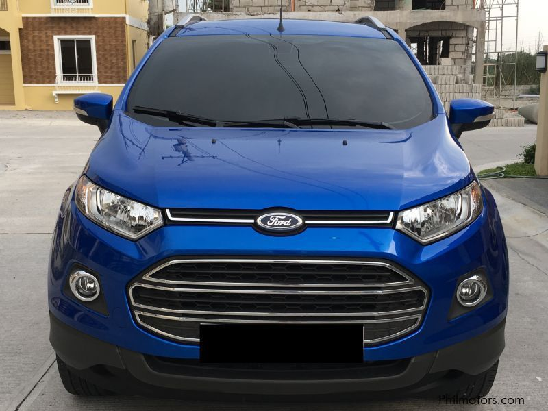 Pre-owned Ford Ecosport for sale in Countrywide