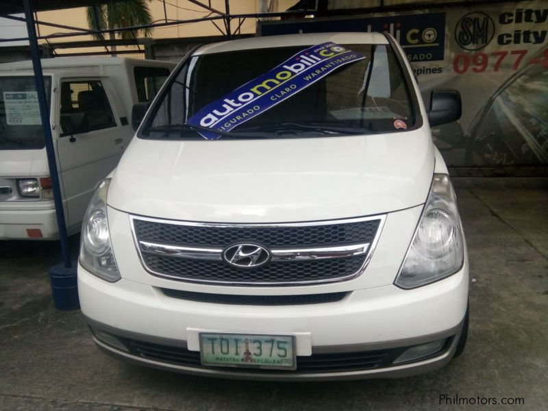 Pre-owned Hyundai Grand Starex for sale in