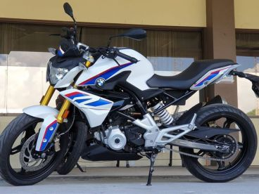Pre-owned BMW G310R for sale in